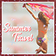 Summer Travel Freeze Frame - VideoHive Item for Sale