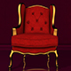 Luxury Chair - 3DOcean Item for Sale