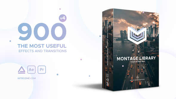Montage Library - Most Useful Effects 21492033 V4