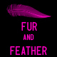 Fur and Feather  - 13 Fluffy Vector Art AI Brushes - GraphicRiver Item for Sale