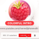 YouTube Colorful Intro - VideoHive Item for Sale
