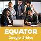 Equator Google Slides Presentation Template - GraphicRiver Item for Sale