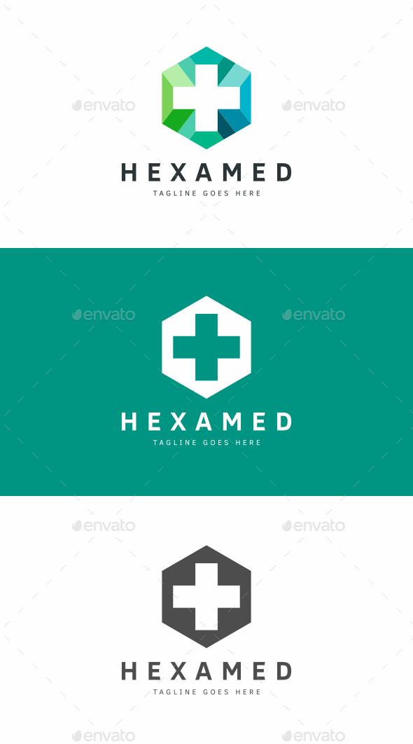 Medical Cross Logo - Symbols Logo Templates