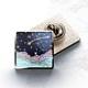 Square Enamel Pin Mockups Set - GraphicRiver Item for Sale