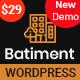 Batiment - Construction & Building  WordPress Theme - ThemeForest Item for Sale