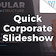 Quick Corporate Slideshow - VideoHive Item for Sale