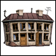 Old City Collapsing House - GraphicRiver Item for Sale