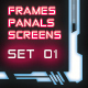 30 Hi-Tech Frames Panels And Screens - GraphicRiver Item for Sale