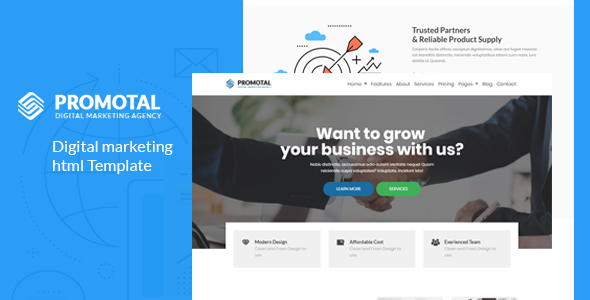 Promotal - Digital Marketing Agency