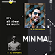 Dj Party Flyer - GraphicRiver Item for Sale