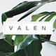 Valen Minimalism Design Google Slide Template - GraphicRiver Item for Sale
