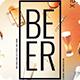 Beer Flyer - GraphicRiver Item for Sale
