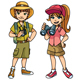Adventure Kids Illustration - GraphicRiver Item for Sale
