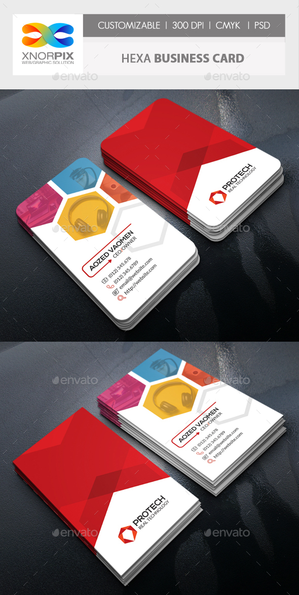 Business card templates designs from graphicriver reheart Choice Image