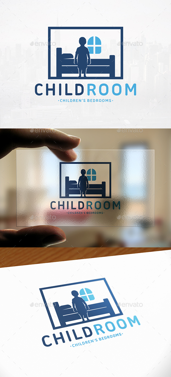 Child Room Logo Template - Company Logo Templates