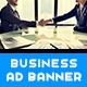 Business Solutions Ad Banners - AR - GraphicRiver Item for Sale