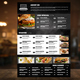 Restaurant Menu Vol 45 Bundle - GraphicRiver Item for Sale