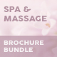 Spa and Massage Print Bundle - GraphicRiver Item for Sale