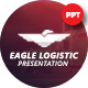 Eagle Logistic Presentation Template - GraphicRiver Item for Sale