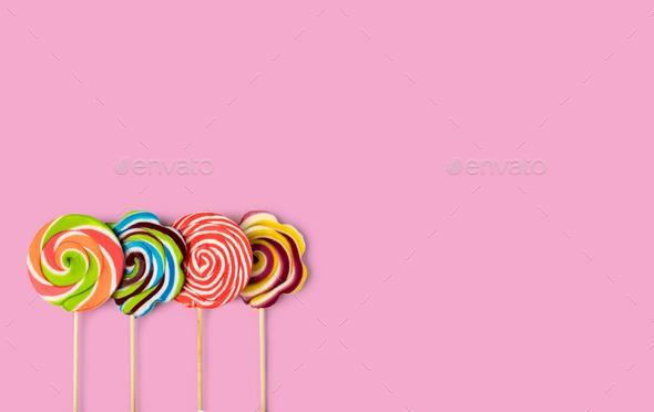 Lollipops - Stock Photo - Images