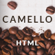 Camello - HTML Template for coffee beans online store - ThemeForest Item for Sale