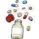 Vial of Pills