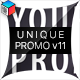 Unique Promo v11 - VideoHive Item for Sale