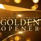 Golden Opener - VideoHive Item for Sale