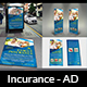 Insurance Advertising Bundle - GraphicRiver Item for Sale