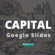 Capital Google Slide Presentation - GraphicRiver Item for Sale