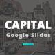 Capital Google Slide Presentation - GraphicRiver Item for Sale