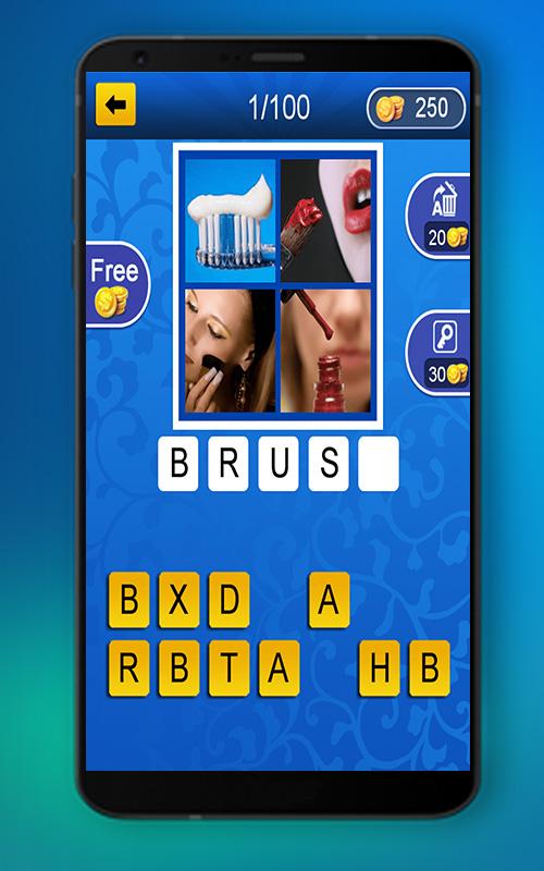 Logo Quiz Word