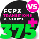 FCPX 375+ Video Assets: Transitions, Light Leaks, Color Presets, Sound FX - VideoHive Item for Sale
