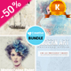 4 Creative Action Bundle - GraphicRiver Item for Sale