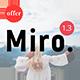 Miro - A Clean WordPress Blog & Shop Theme - ThemeForest Item for Sale