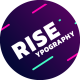 Rise Typography | FCPX & Motion 5 - VideoHive Item for Sale