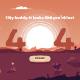 Lost in Desert | 404 Error Page Vector Template