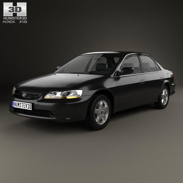 Honda Accord EX (US) 1998