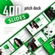 Clean Pitch Deck Powerpoint - GraphicRiver Item for Sale