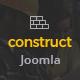 Construct - Construction & Building Joomla Template - ThemeForest Item for Sale
