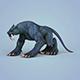 Fantasy Monster Leopard