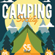 Scout Camp Flyer