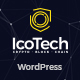 Free Download IcoTech - Cryptocurrency WordPress Theme Nulled