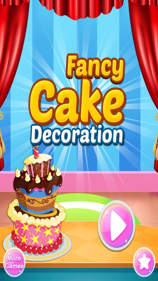 Cake Decoration Game For Kids Ready To Publish Android Studio By
