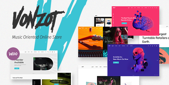 Top 20 Amazing Music WordPress Themes to Bring the House Down