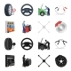 Car Maintenance Symbols - GraphicRiver Item for Sale