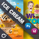 Ice Cream Flyer Bundle Templates - GraphicRiver Item for Sale