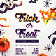 Trick or treat - GraphicRiver Item for Sale
