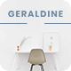 Geraldine - Photography PowerPoint Template - GraphicRiver Item for Sale