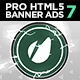Professional HTML5 Banner Ads 7 |  Animate CC - CodeCanyon Item for Sale
